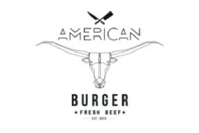 American Burger Fresh Beef