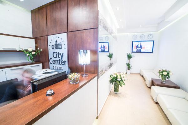 Hotel City Center Rooms – ŁÓDŹ